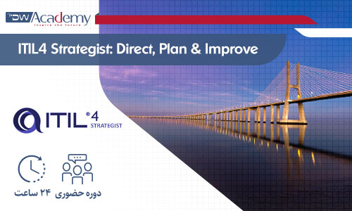 Digiwise Academy Itil4 Strategist Direct, Plan And Improve Onsite