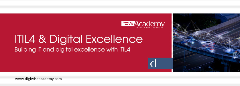building it and digital excellence with itil4