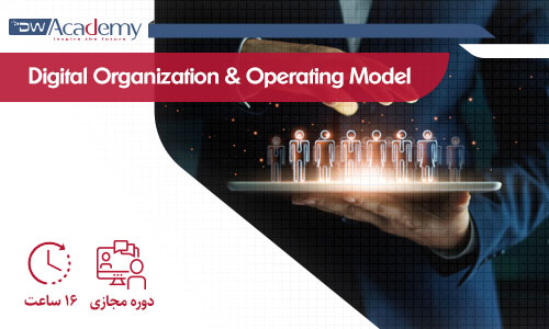 Digital Organization and Operating Model webinar
