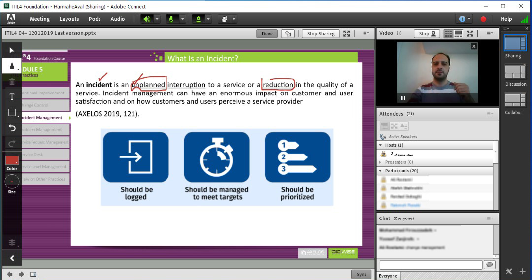 digiwise itil4 16th mci