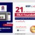 بیست و یکمین دوره آموزشی ITIL4 FOUNDATION دیجی وایز آکادمی با موفقیت برگزار گردید