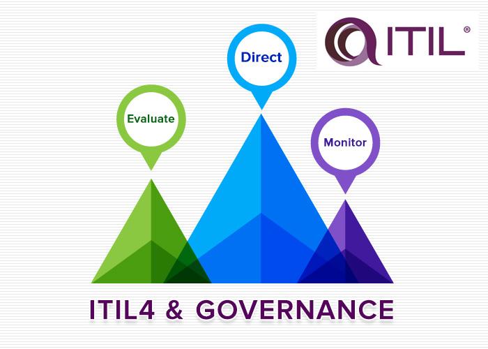 رویکرد ITIL 4 به حاکمیت فناوری