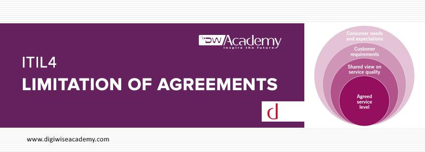 محدودیت های دستیابی به توافق های برد برد در دنیای دیجیتال از نگاه ITIL 4