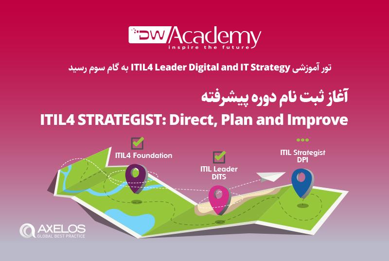 دوره پیشرفته ITIL4 Strategist Direct, Plan and Improve (DPI)