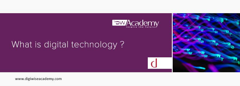 فناوری دیجیتال چیست؟