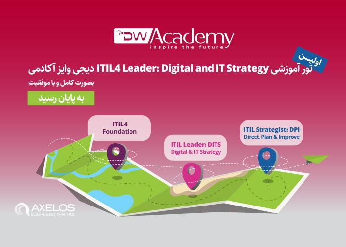 تور آموزشی ITIL Strategic Leader: Digital and IT Strategy