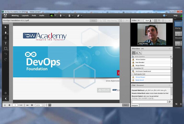 دوره آنلاین DevOps Foundation دیجی وایز آکادمی
