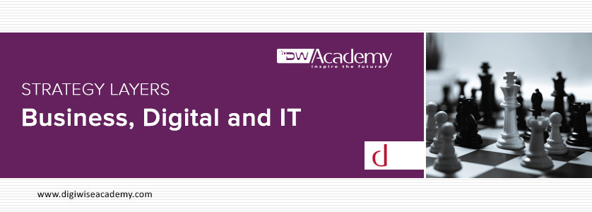 تشریح لایه های مختلف استراتژی: استراتژی کسب و کار، دیجیتال و فناوری اطلاعات